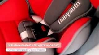 Carrefour Baby - Silla auto