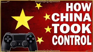 How China Took Control Of The Video Game Industry