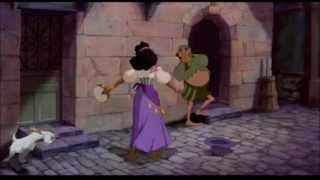Non/Disney Crossover- Gypsy (401 Subs Video)