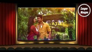 Neethanae Song in Merasal Tamil movie//Sangee Mangee