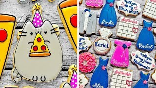 SATISFYING COOKIE DECORATING COMPILATION