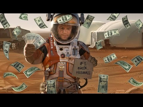The Martian wins another weekend box office - Collider