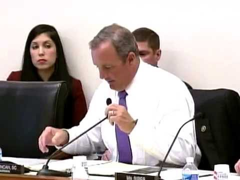 Subcommittee Chairman Duncan Questions Witnesses at Hearing on Mexico's Energy Reforms