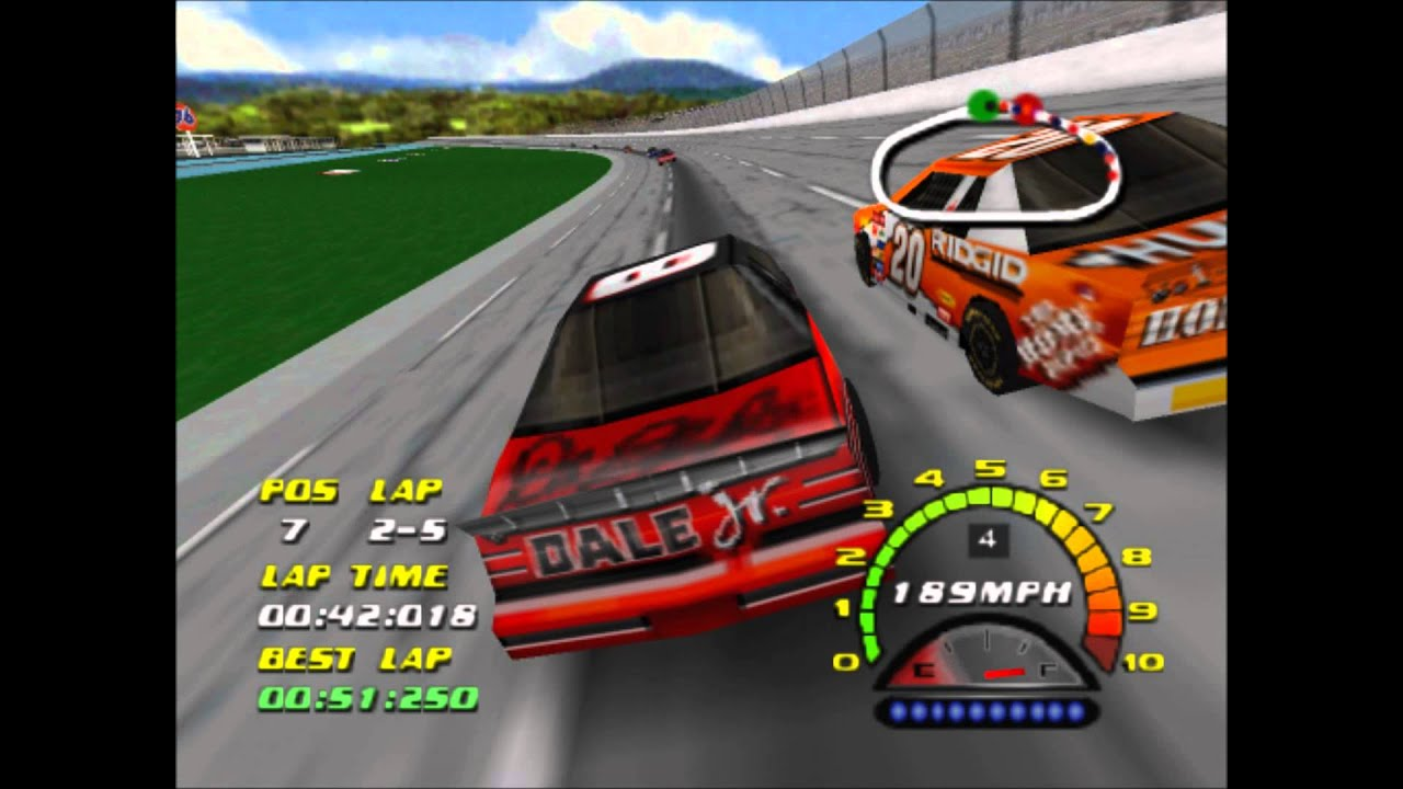 Nascar 2000 Dale Earnhardt