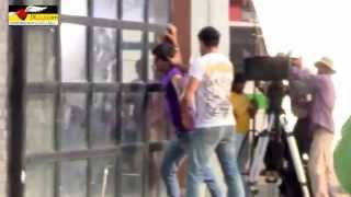 Desi Munde - Shooting Of Punjabi Movie 'Desi Munde' - Action Scene