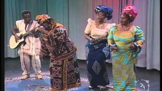 "Cameroon Dance, ""YAHWEH"" - Mami SUSAN and Ben Zama - Live Chicago, USA"
