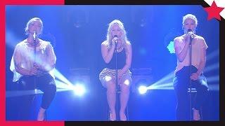 Bedingungslos (Sarah Connor) - Laura, Pauline Und Terry-Joe:  | POPSTARS