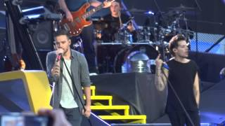 One Direction - 18 (Live in Brussels, Belgium - On The Road Again Tour HD, Stadium)