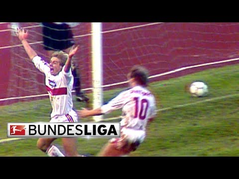 Jürgen Klinsmann - Top 5 Goals
