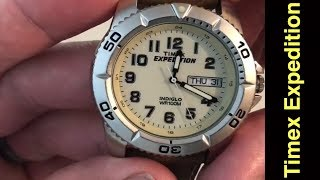 Timex Expedition Traditional -Watch Review - (budget Watch) $40