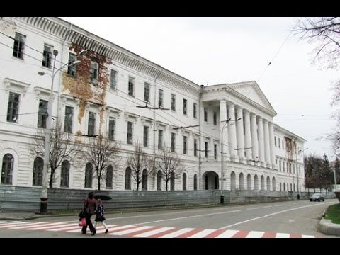 Позор Полтавы:Кадетский корпус - бывшее артучилище