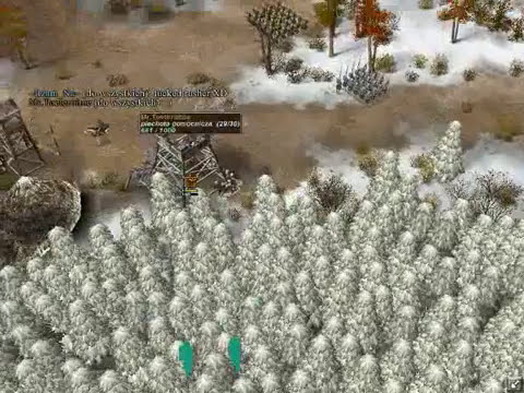 Praetorians 3v3 on King of the Mountain
