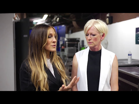 Cannes Lions TV Meets: Sarah Jessica Parker and Joanna Coles
