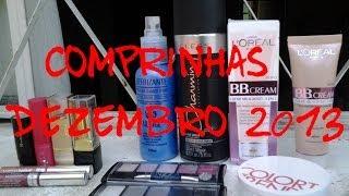Comprinhas Dezembro 2013 (L'oréal, Avon, Cless, Fenzza, Natura e etc)