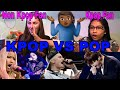 KPOP Vs POP 2017 REACTION (BTS, Justin Bieber, EXO, Nick Minaji)