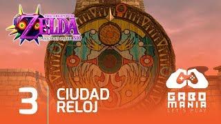 The Legend of Zelda: Majora's Mask 3D en Español Latino   Capítulo 3: Ciudad Reloj
