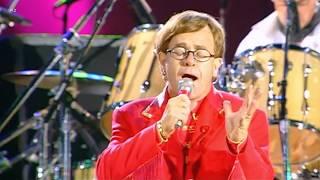 Queen Elton John Tony Iommi The Show Must Go On 1992 Live