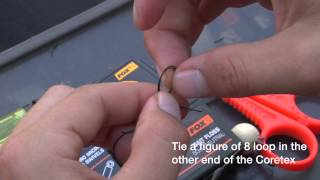 ***CARP FISHING TV*** How To Tie The Hinged Pop-UP Rig