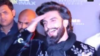 'xXx: Return of #XanderCage ' #premiere : Padmavati -men Ranveer-Shahid proud of #Deepika