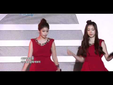 110610 ~ T-ara - Why Do You Act Like This ~ Dream Concert * June 10, 2011