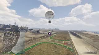 Grand Theft Auto V Lazer part 2 KAMIKAZEEE