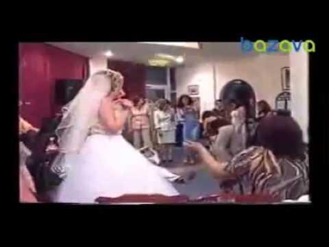 Свадебные приколы 2012   2013 угар, смех, юмор, ржака)