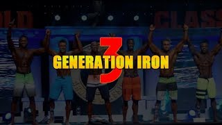 Generation Iron 3 Movie Review