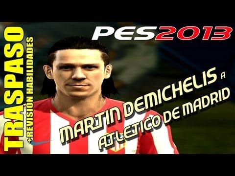 Traspaso Martin Demichelis a Atlético de Madrid + Stats / Revisión habilidades