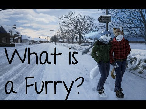 What is a furry youtube