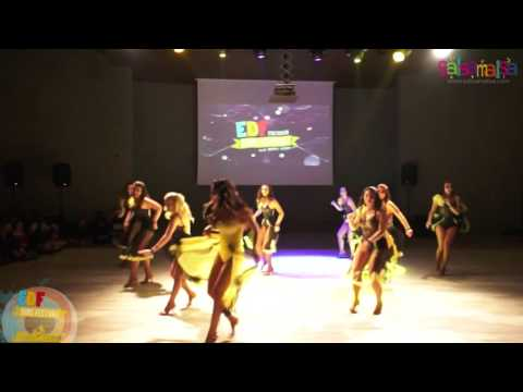 Güneş  Diker & Ladies Dance Performance - EDF 2016