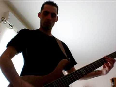 Demo Métal 2 with wha-wha and whammy By Bassmutant : guitar is useless ?.wmv