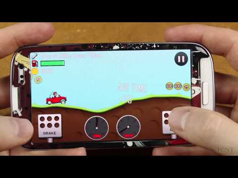 Hill Climb Racing Game Review
