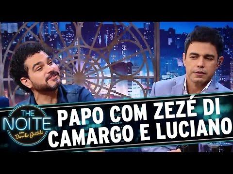 Entrevista com Zezé di Camargo e Luciano | The Noite (08/12/16)