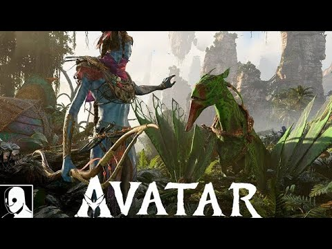 AVATAR Frontiers of Pandora Deutsch Trailer - Neues Avatar Spiel für NEXT GEN Konsole & PC