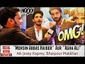 Agha Ali and Mohsin Abbas Haider Buttering | Funny | Ahsan Umar | Na Maloom Afraad 2