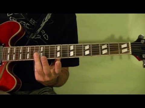 0 Slide Blues Guitar Lesson ( in D Tuning )