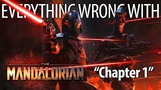 "Everything Wrong With The Mandalorian ""Pilot"""