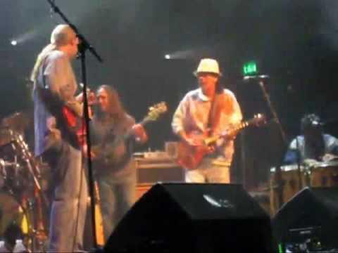 Guitar Magic Part 1 - Carlos Santana&Derek Trucks - HQ Audio Version