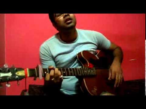 Unplugged Guitar Cover Mere Mehboob Qayamat Hogi video