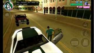 HTC Sensation XL Modern Combat 4 + GTA Vice City