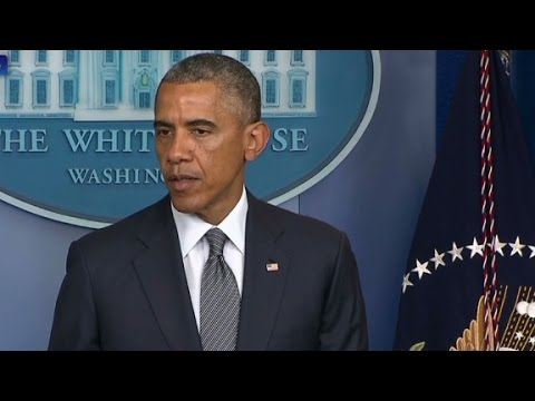 Obama: Rebels supplied by Russia