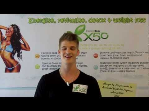 How To Burn Fat With GreenTeaX50 At The Healthy Living Show in November