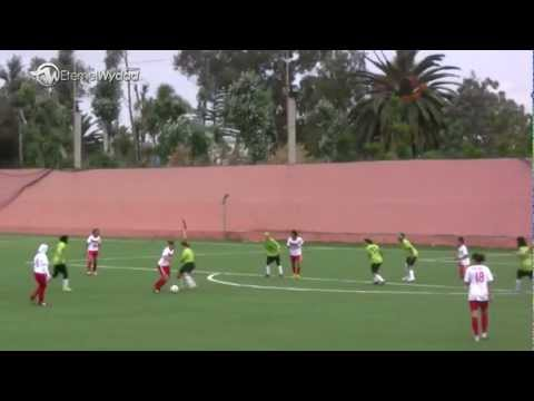 Botola Feminin : WAC 12 - 0 ASNT (quelque buts + interview)