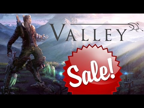 Valley  is on sale for 7€ - Firewatch meets Mirror's Edge