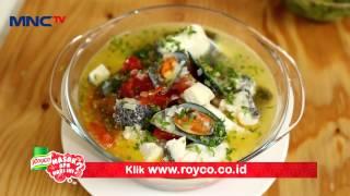 Resep Royco - Sup Tomyam