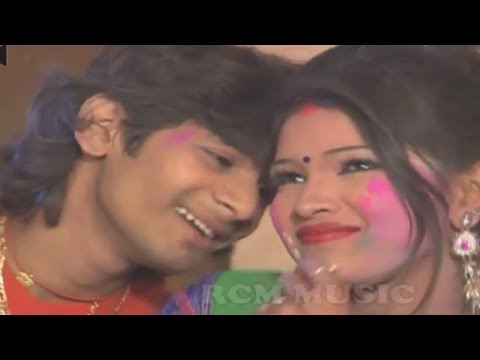 Hd जाएदा रंग आज पूरा कोना कोना    Bhojpuri Hot Holi Songs 2015 New    Abhishek Lal Yadav video
