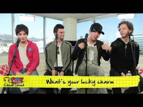 Marianas Trench: Cheat Sheet Interview