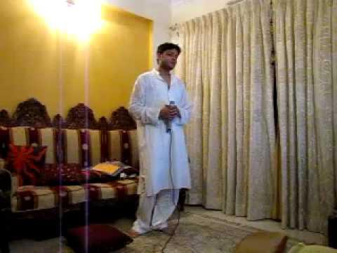 Ab Mujhe Raat Din - Sonu Nigam Karaoke