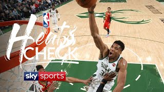 LIVE NBA HEATCHECK! Are Milwaukee the most underrated team in the NBA? 🏀