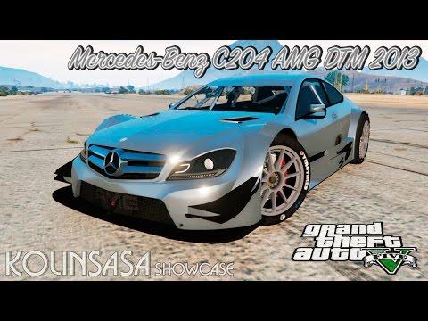 Mercedes-Benz C204 AMG DTM 2013